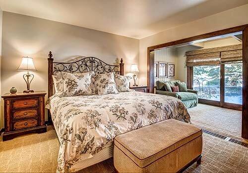 203 Arrowhead Master Bedroom - Arrowhead Village