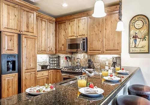 302 Beaver Creek Landing Kitchen - Beaver Creek