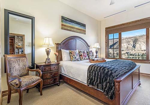 302 Beaver Creek Landing Bedroom - Beaver Creek