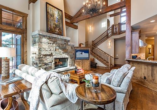 155 Mountain Retreat - Lounge