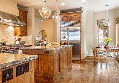 155 Mountain Retreat - Kitchen