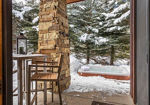 155 Mountain Retreat - Hot tub